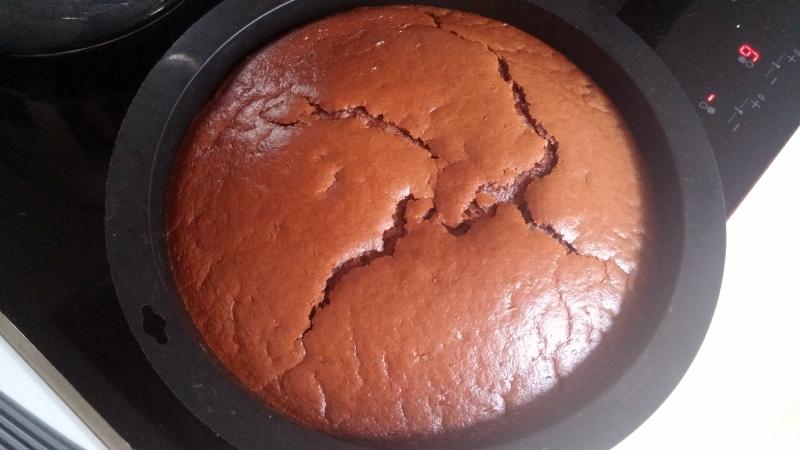 Recette Cake A La Pomme Cannelle Huile De Coco Vegan